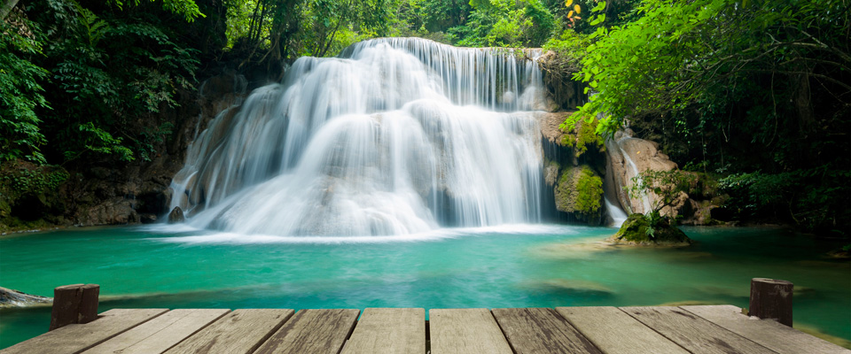 Sprenity Waterfall