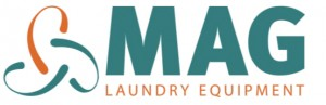 MAG Laundry Equipment logo
